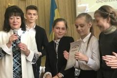 """Нагородження переможців виставки """"Дари осені"""""""