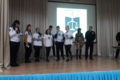 інтелектуальний конкурс «Правничі ігри»